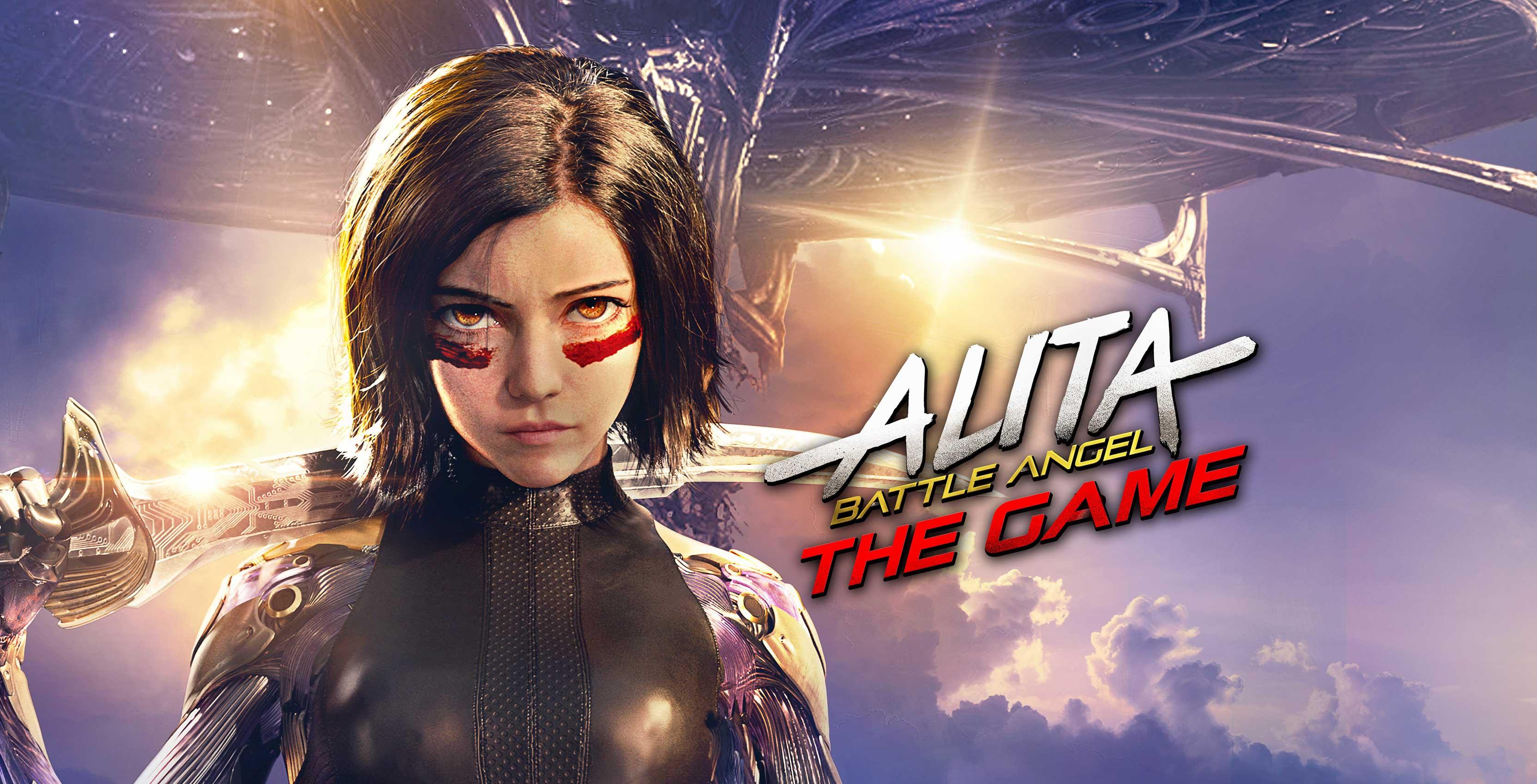 《阿丽塔:战斗天使》同名手游上线!与阿丽塔一同对抗邪恶力量