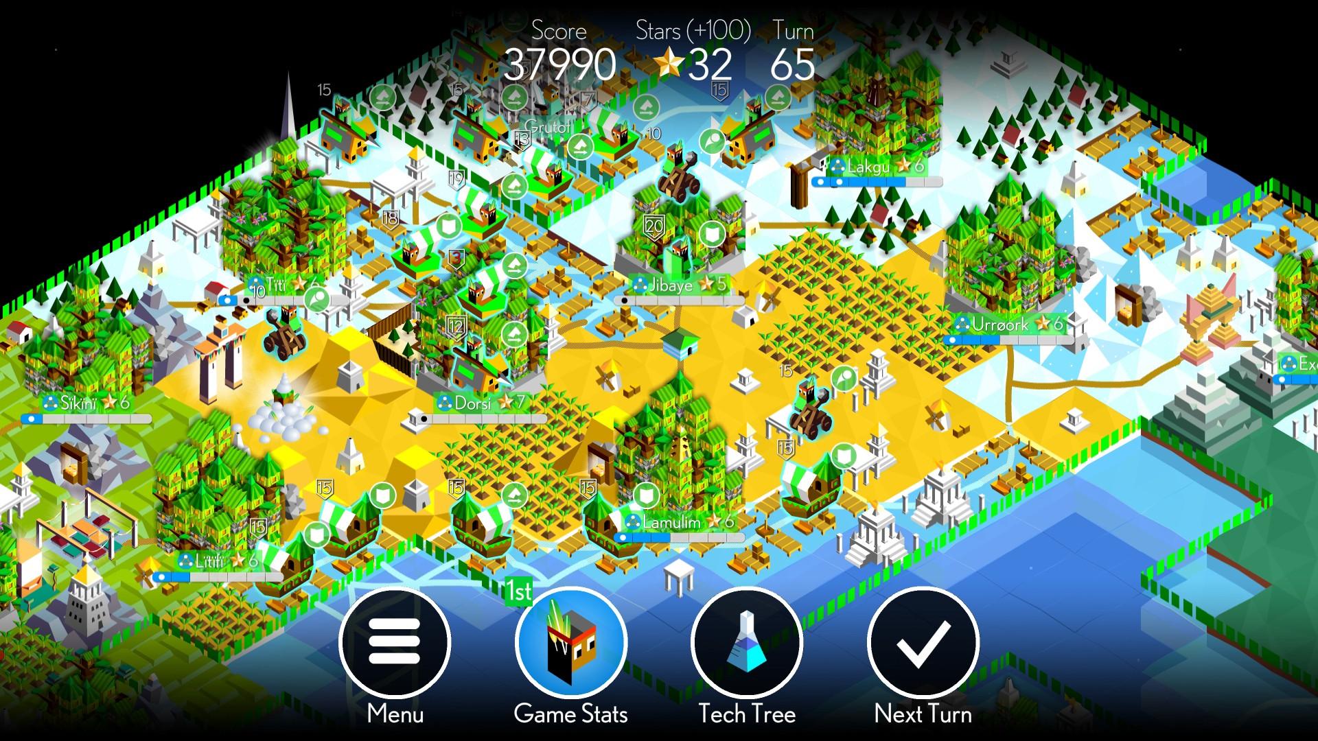 文明之战:和《文明时代》一样沉迷,拿起就放不下的策略游戏