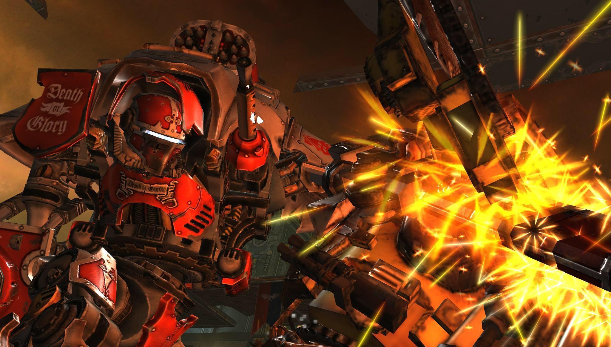 战锤40K:千年文化碰撞下的硬核机甲游戏,比《战争机器人》还经典 图片4