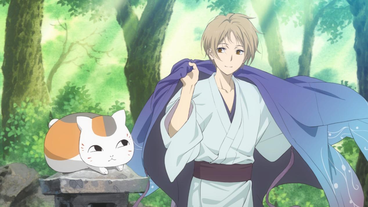 是什么让《夏目友人帐》猫咪老师,变成日本加菲猫? 图片1