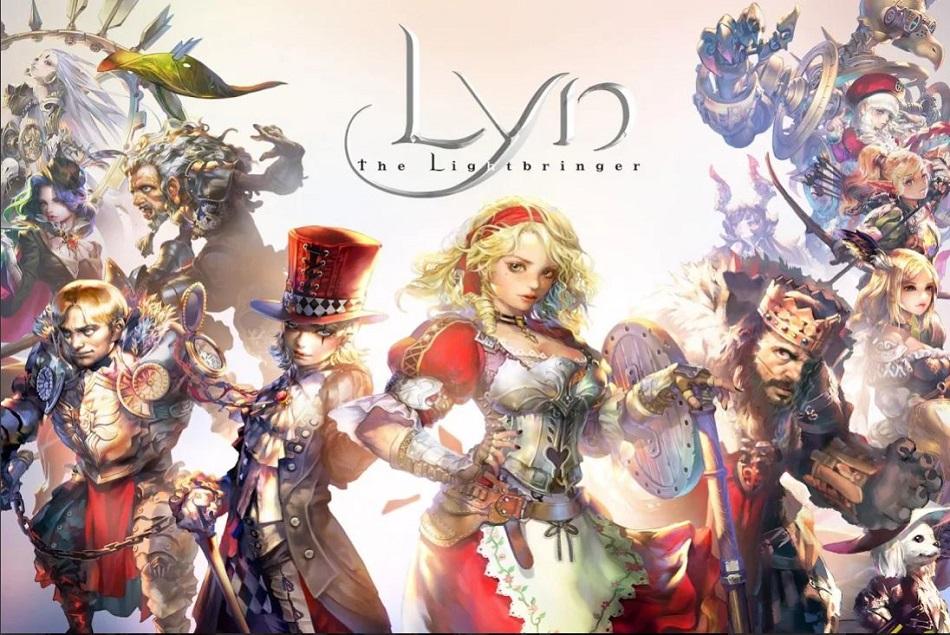 卡牌游戏《LYN:光之使者》,NEXON出手,艺术品质说有就有