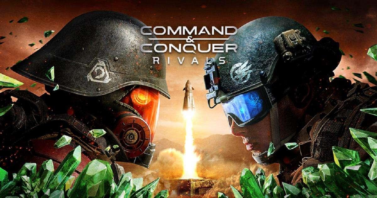 身处裁员风波的EA移植《红警OL》未开花,《命令与征服:宿敌》却比预想的好