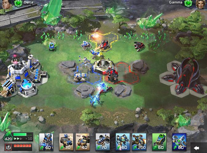 身处裁员风波的EA移植《红警OL》未开花,《命令与征服:宿敌》却比预想的好 图片10