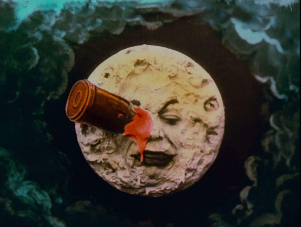 """火箭射月:这是我见过最欠揍的""""超级月亮"""""""