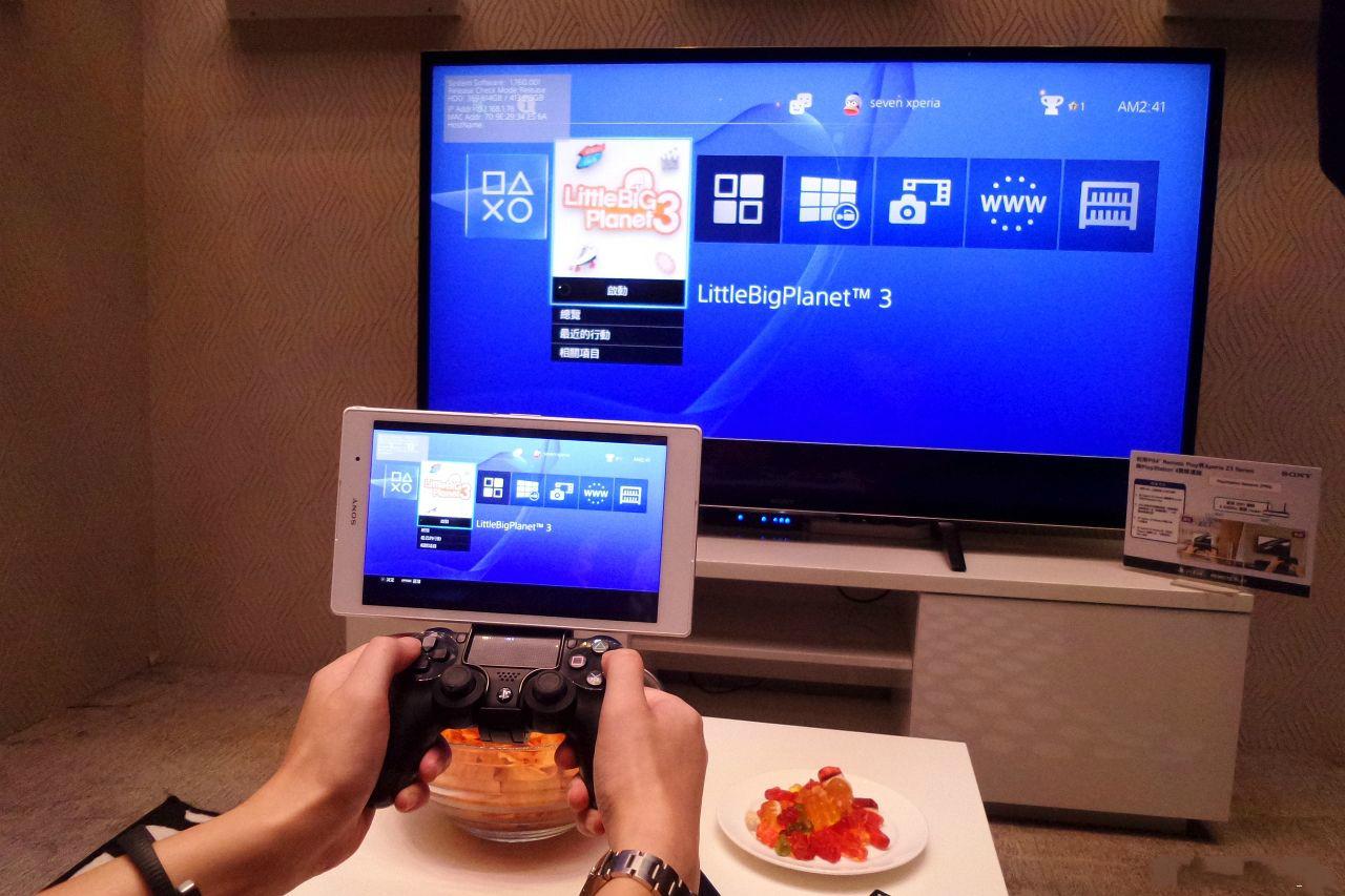把PS4游戏《Apex英雄》《只狼》搬到安卓手机上玩,这招够简单!