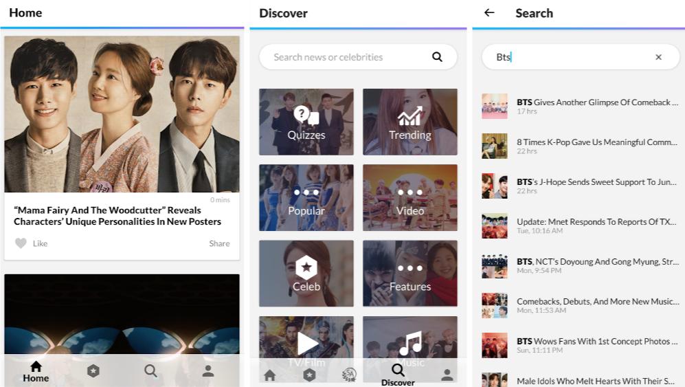 韩国最具影响力Soompi奖即将公布获奖名单,快看看你家爱豆上榜了吗? 图片9
