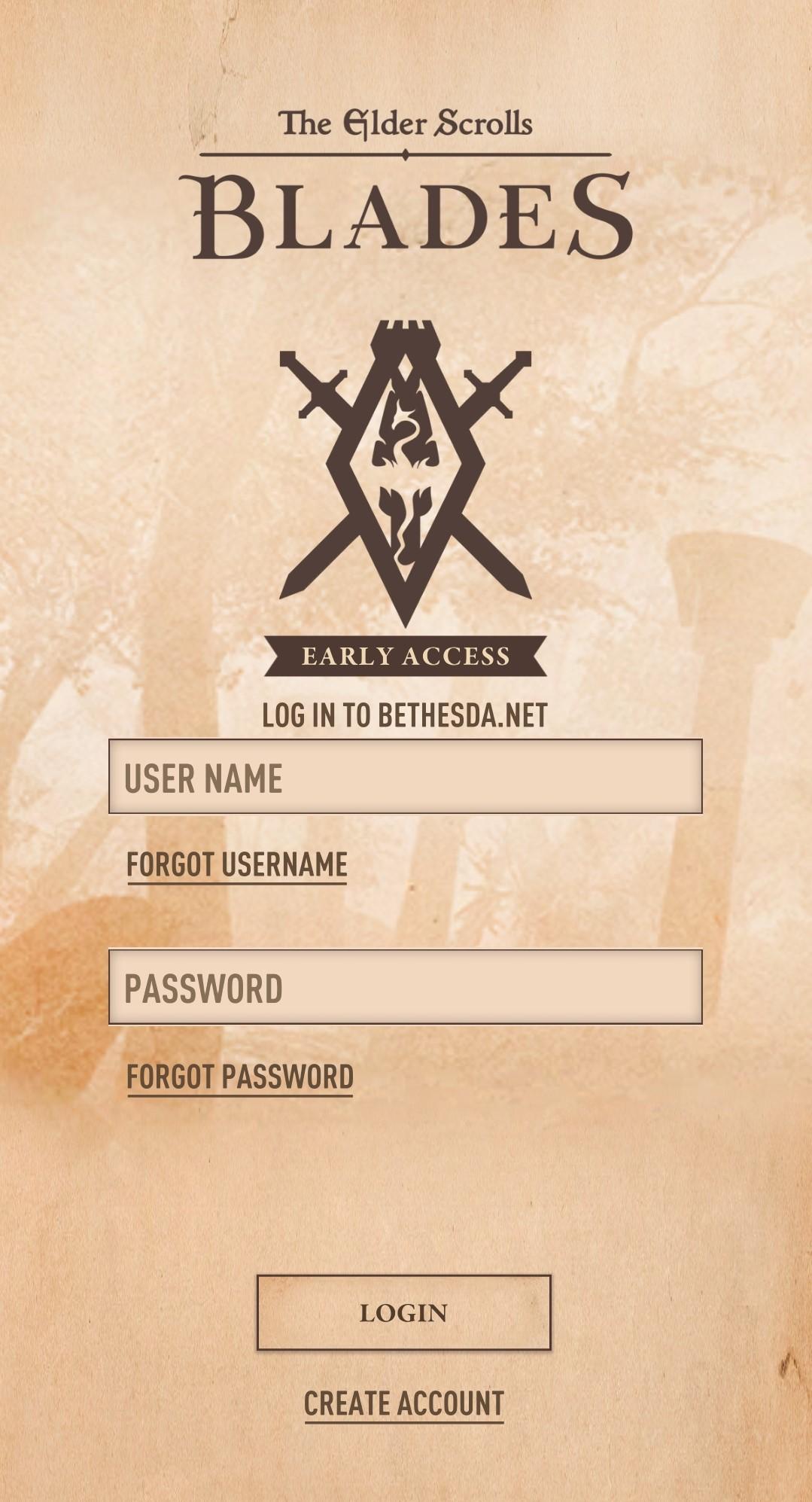 上古卷轴:刀锋战士,账号注册流程及游戏实机演示 图片1