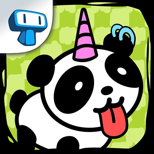 Panda Evolution - Cute Bear Making Clicker Game