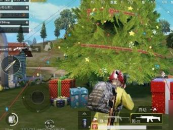 绝地求生圣诞 给出的道具是不固定随机的 图片1