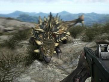 方舟生存进化八大神兽 南方巨兽龙被称为最强肉食龙