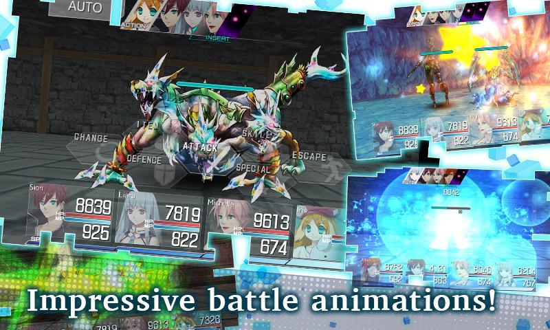RPG Tears Revolude 游戏截图2