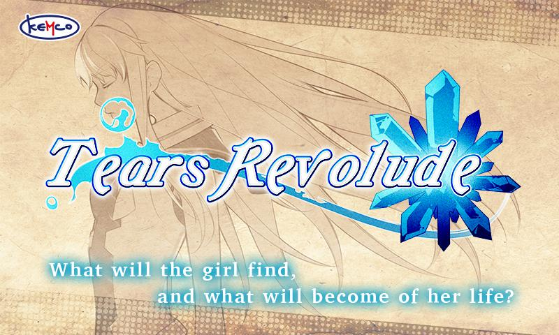 RPG Tears Revolude 游戏截图5