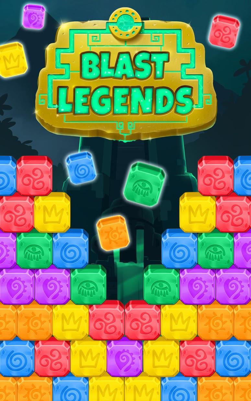 Blast Legends 游戏截图5