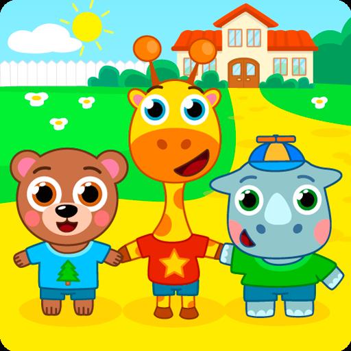 幼儿园:动物