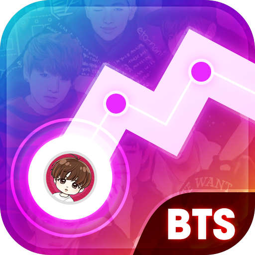 Kpop Dancing Songs - Music BTS Dance Line