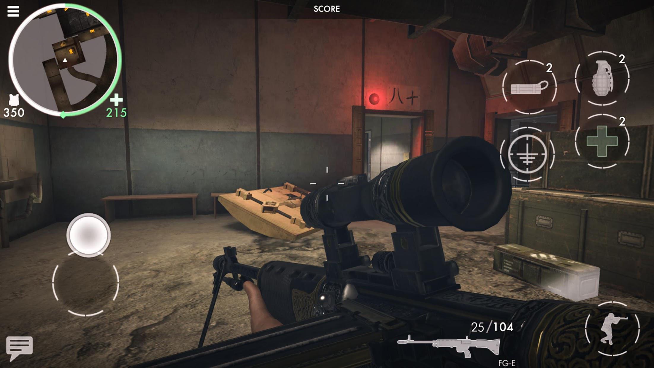 世界战争 :英雄 游戏截图5