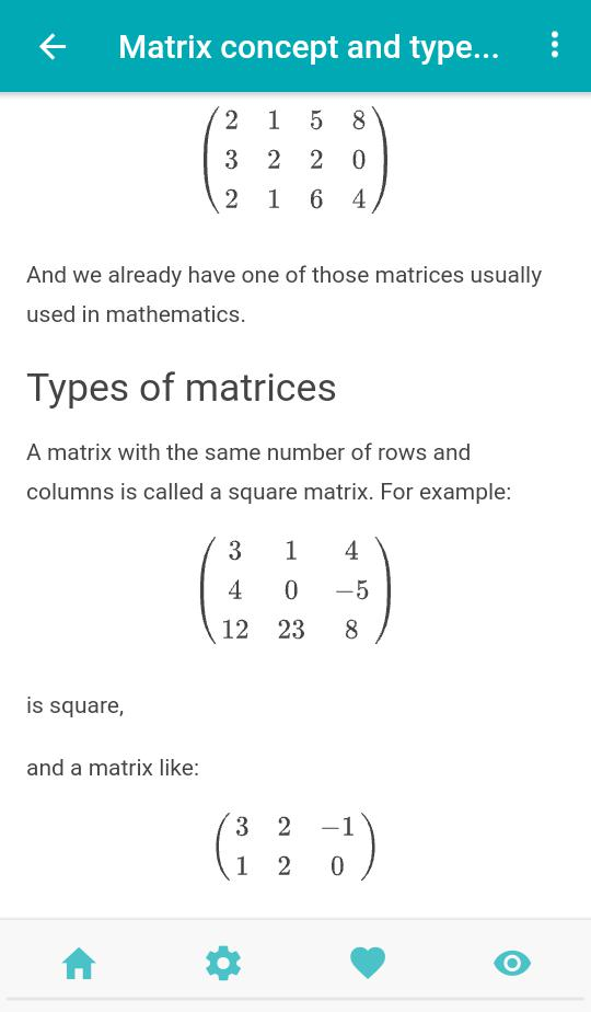 Math theory 游戏截图4
