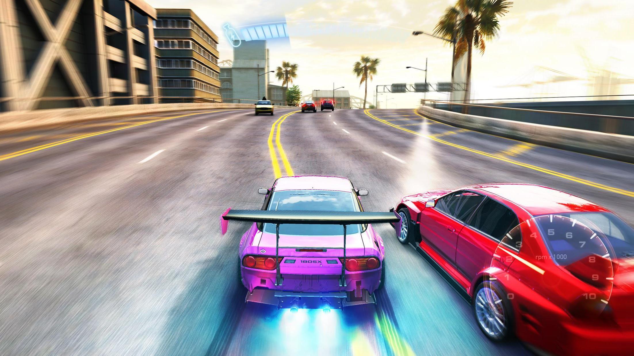 极品飞车:无极限赛车 游戏截图2