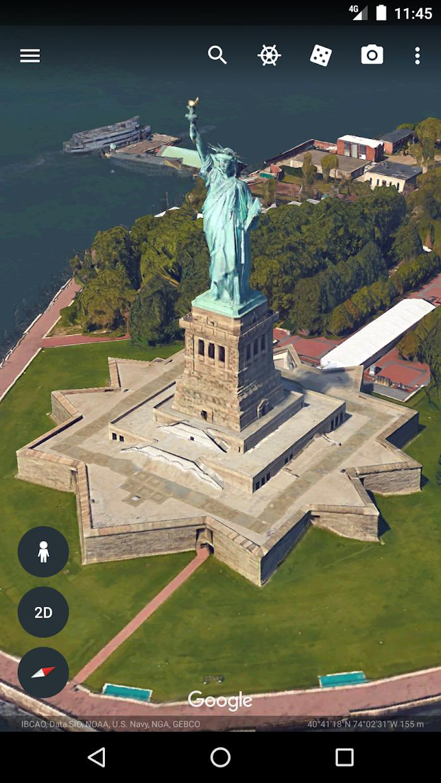 谷歌地球 游戏截图4