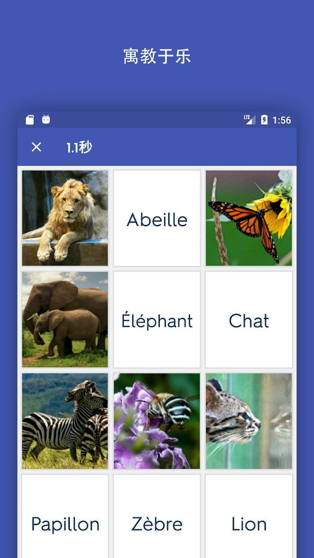 Quizlet:使用单词卡学习语言和词汇 游戏截图1
