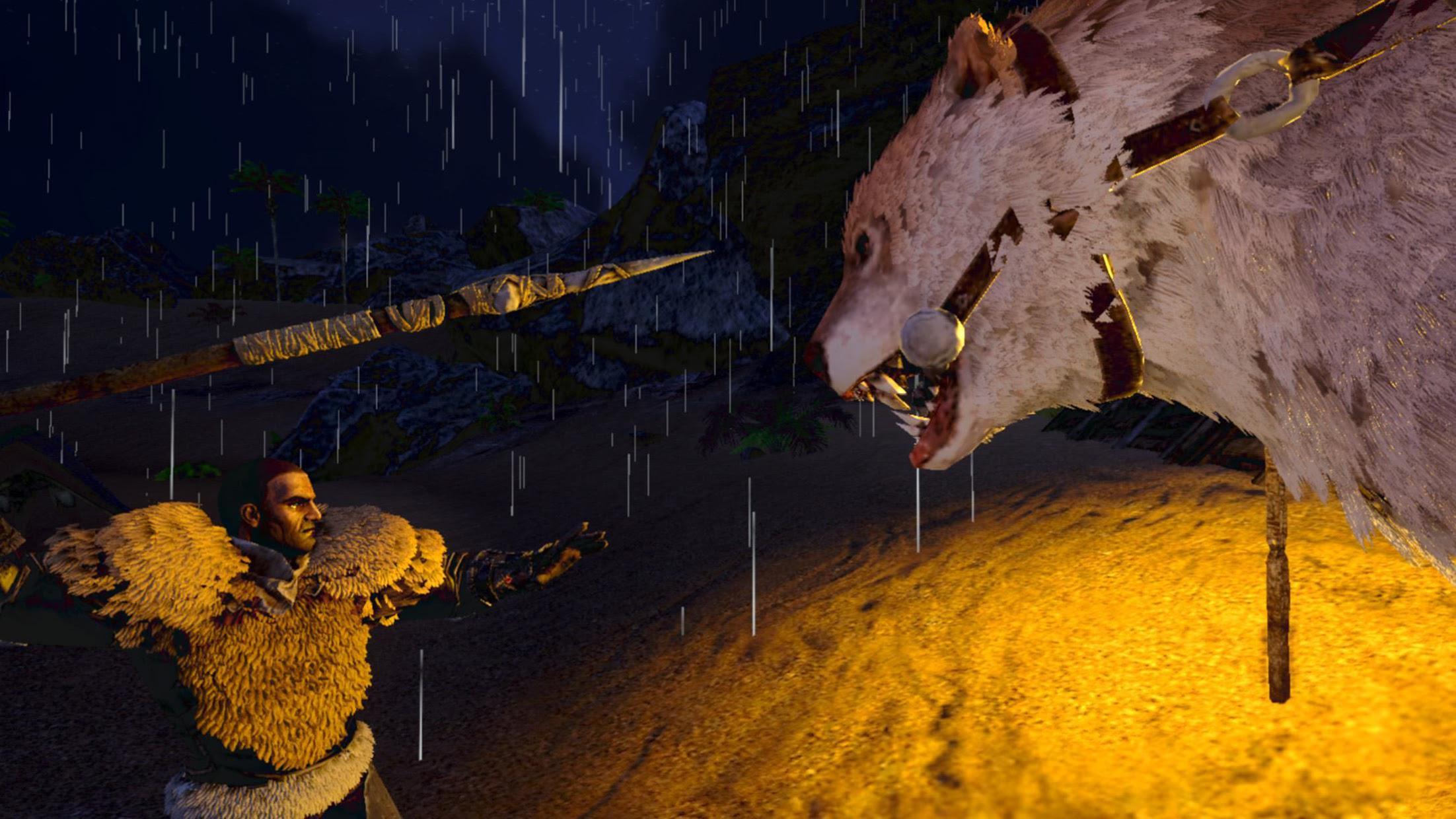 方舟:生存进化 游戏截图2
