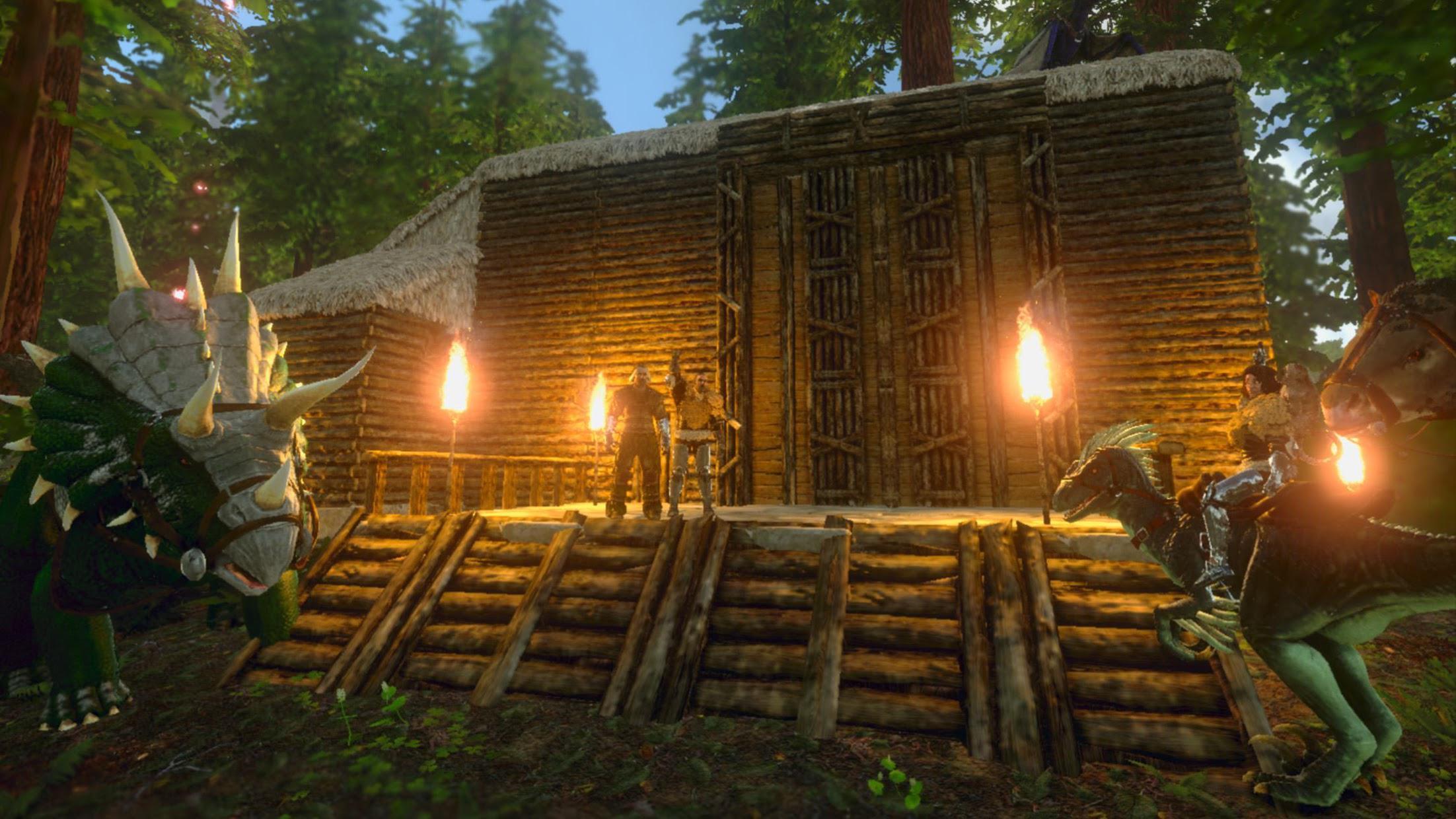 方舟:生存进化 游戏截图3