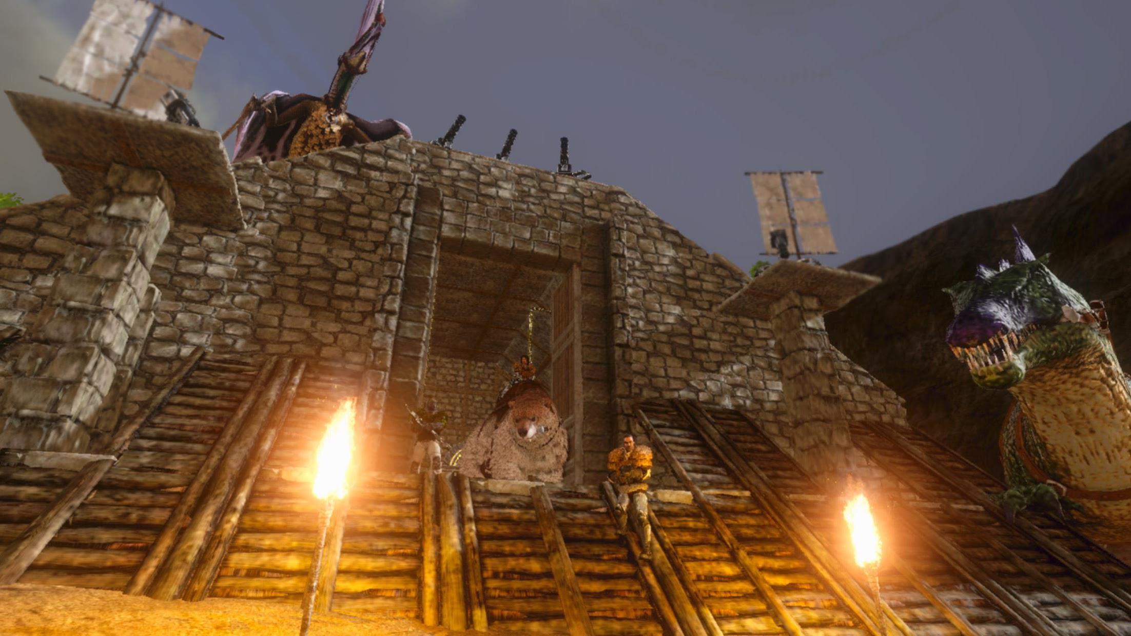 方舟:生存进化 游戏截图5