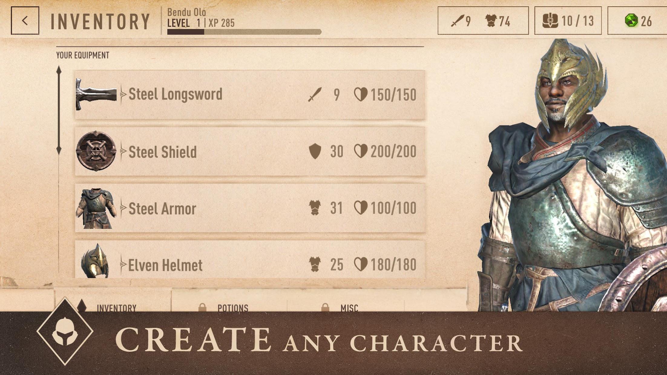 上古卷轴:刀锋战士 游戏截图4