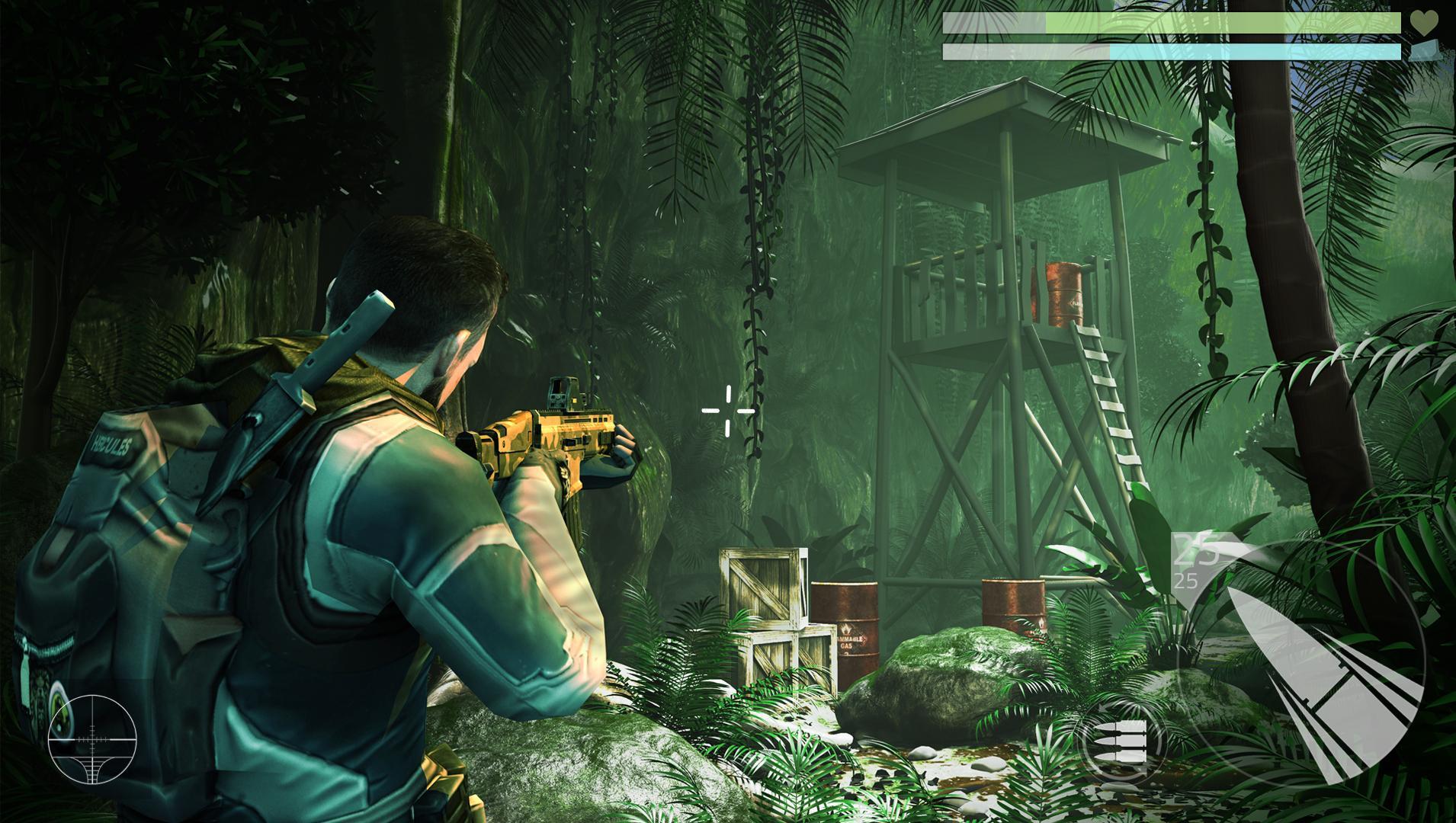 火力掩护 游戏截图2