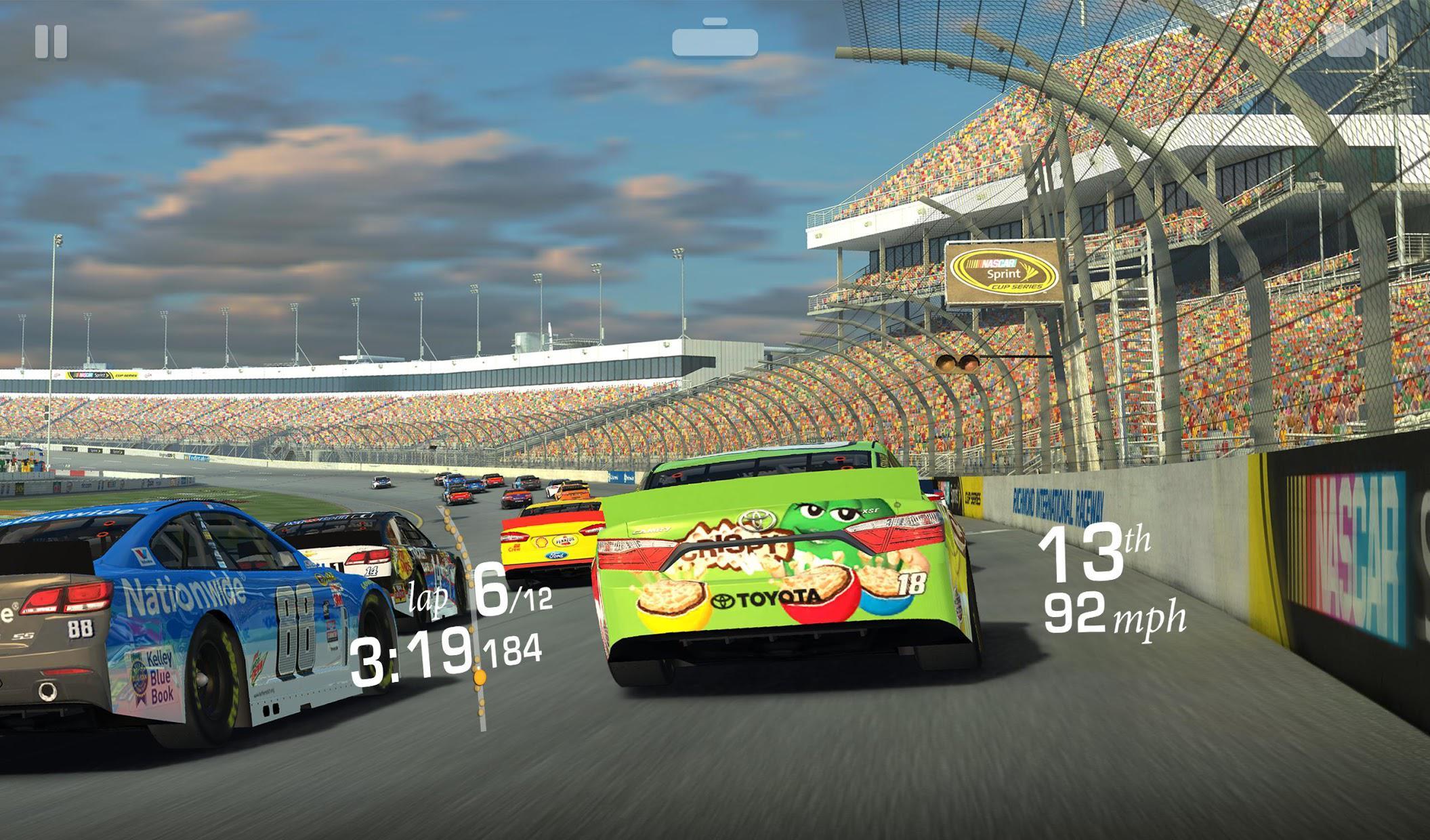 真实赛车3 游戏截图4