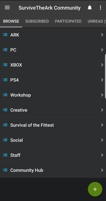 《方舟:生存进化》社区论坛 游戏截图2