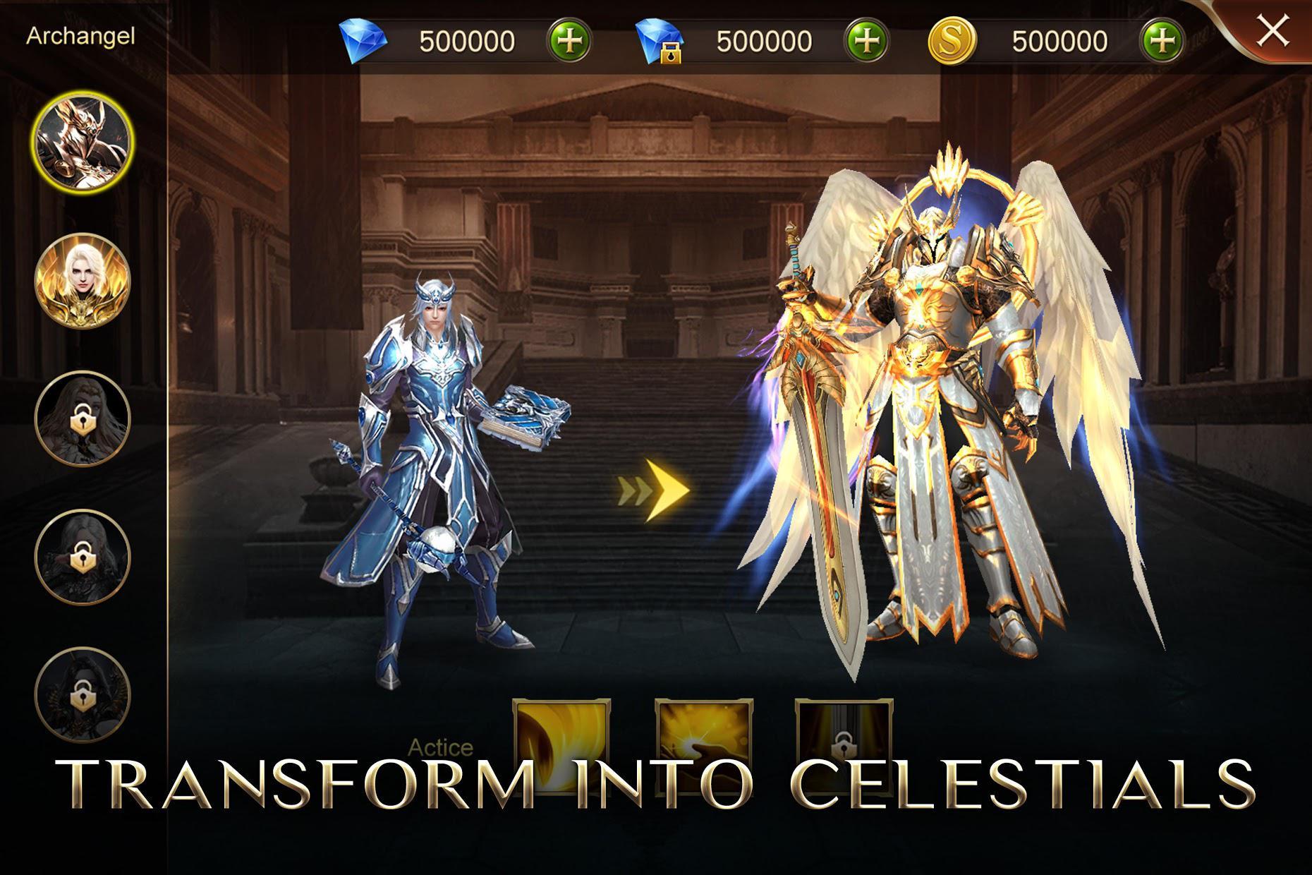 Era of Celestials 游戏截图2