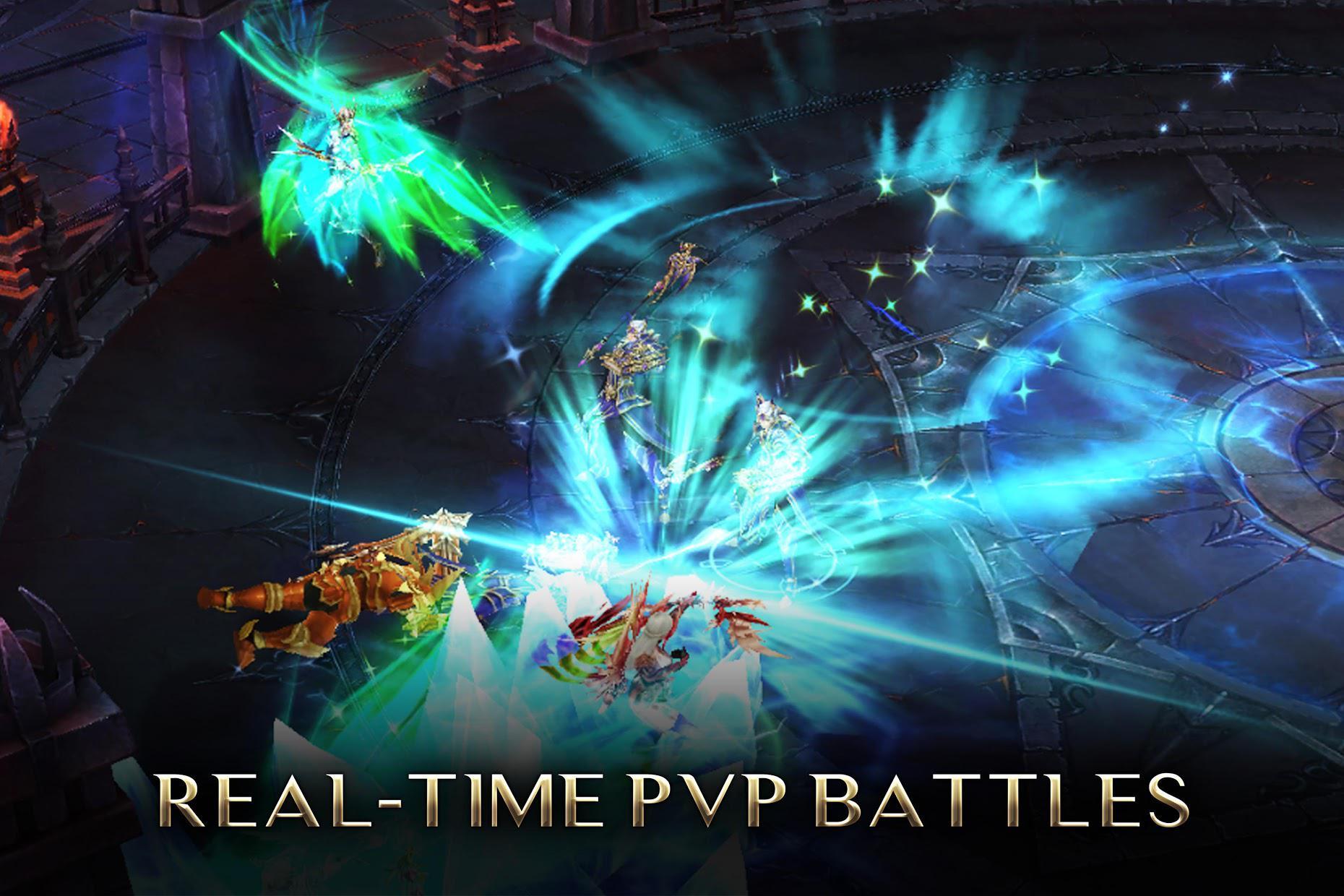 Era of Celestials 游戏截图4