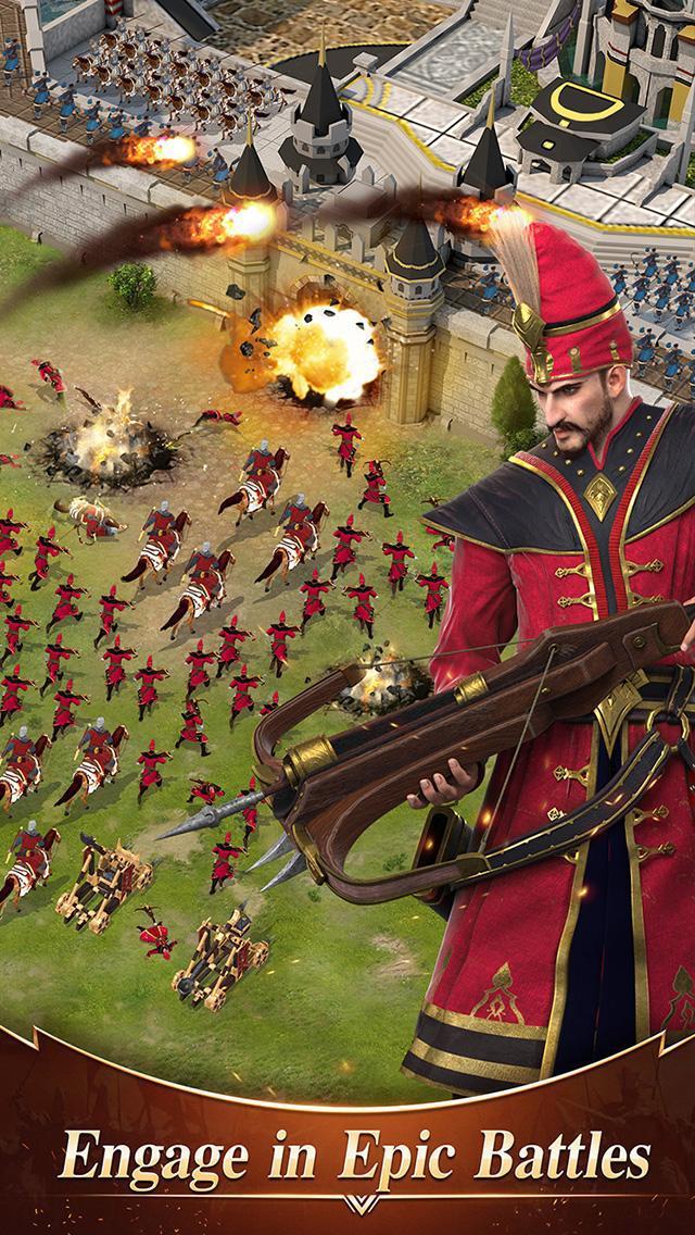 帝国起源 游戏截图2