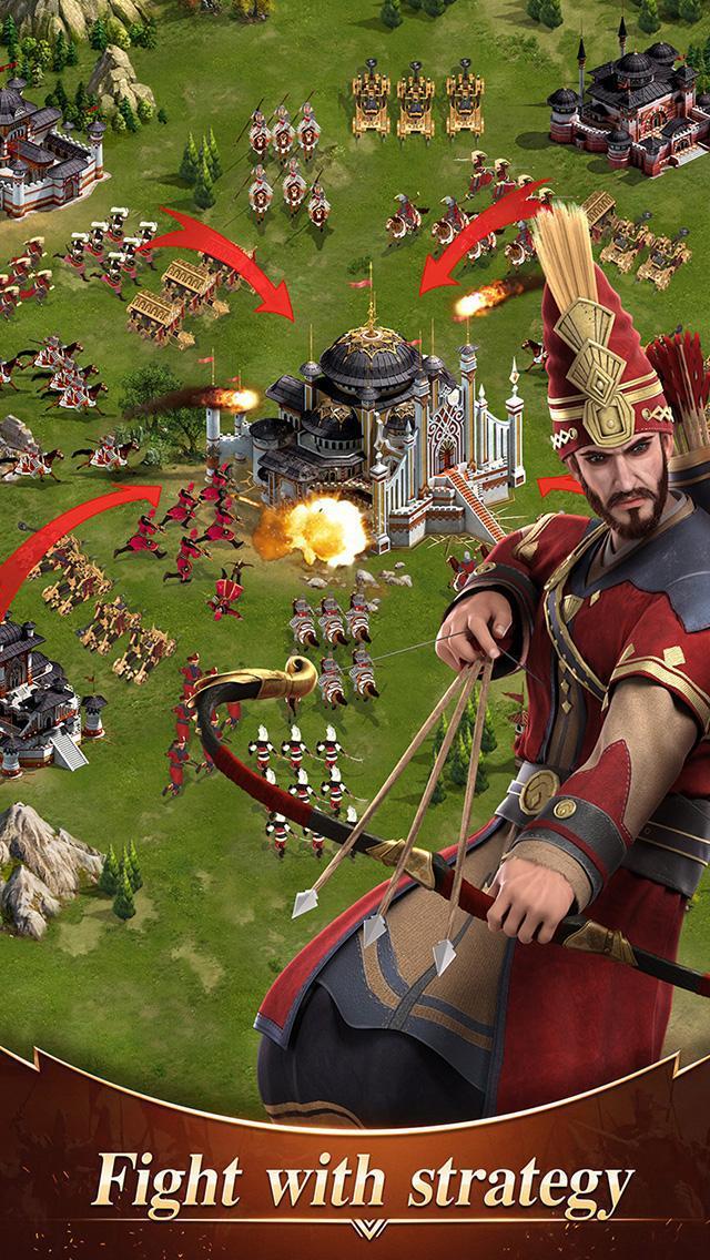 帝国起源 游戏截图3