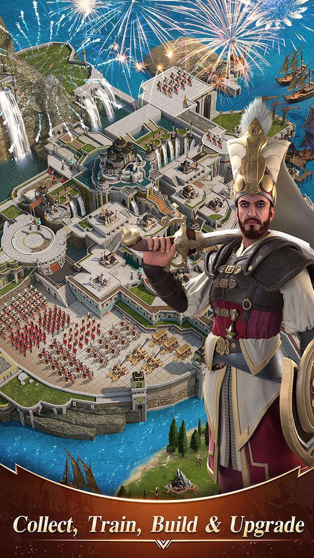帝国起源 游戏截图4