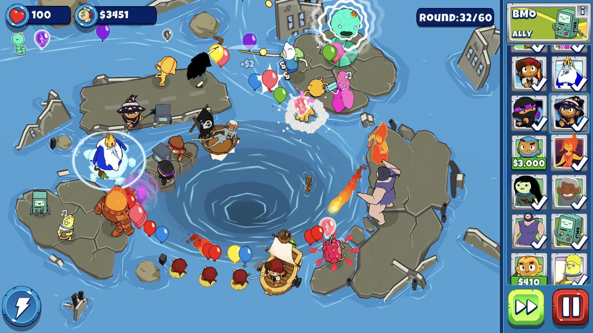 探险活宝TD 游戏截图2