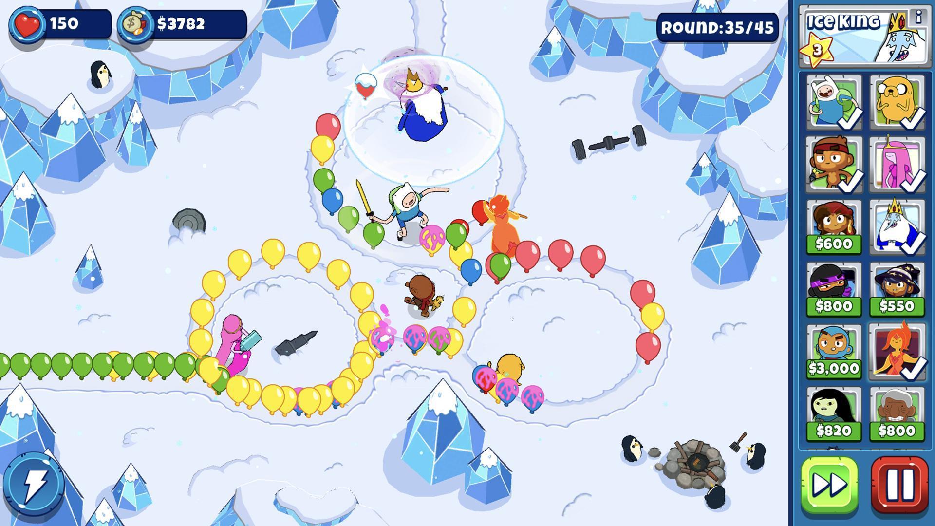 探险活宝TD 游戏截图1