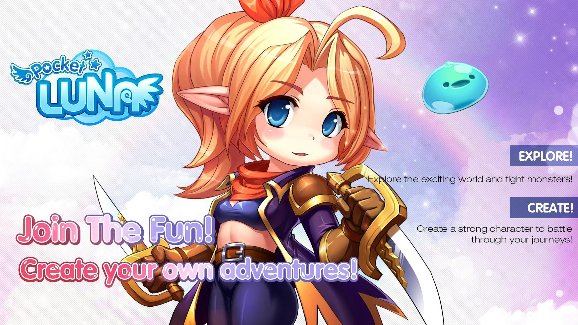 Pocket Luna 游戏截图1