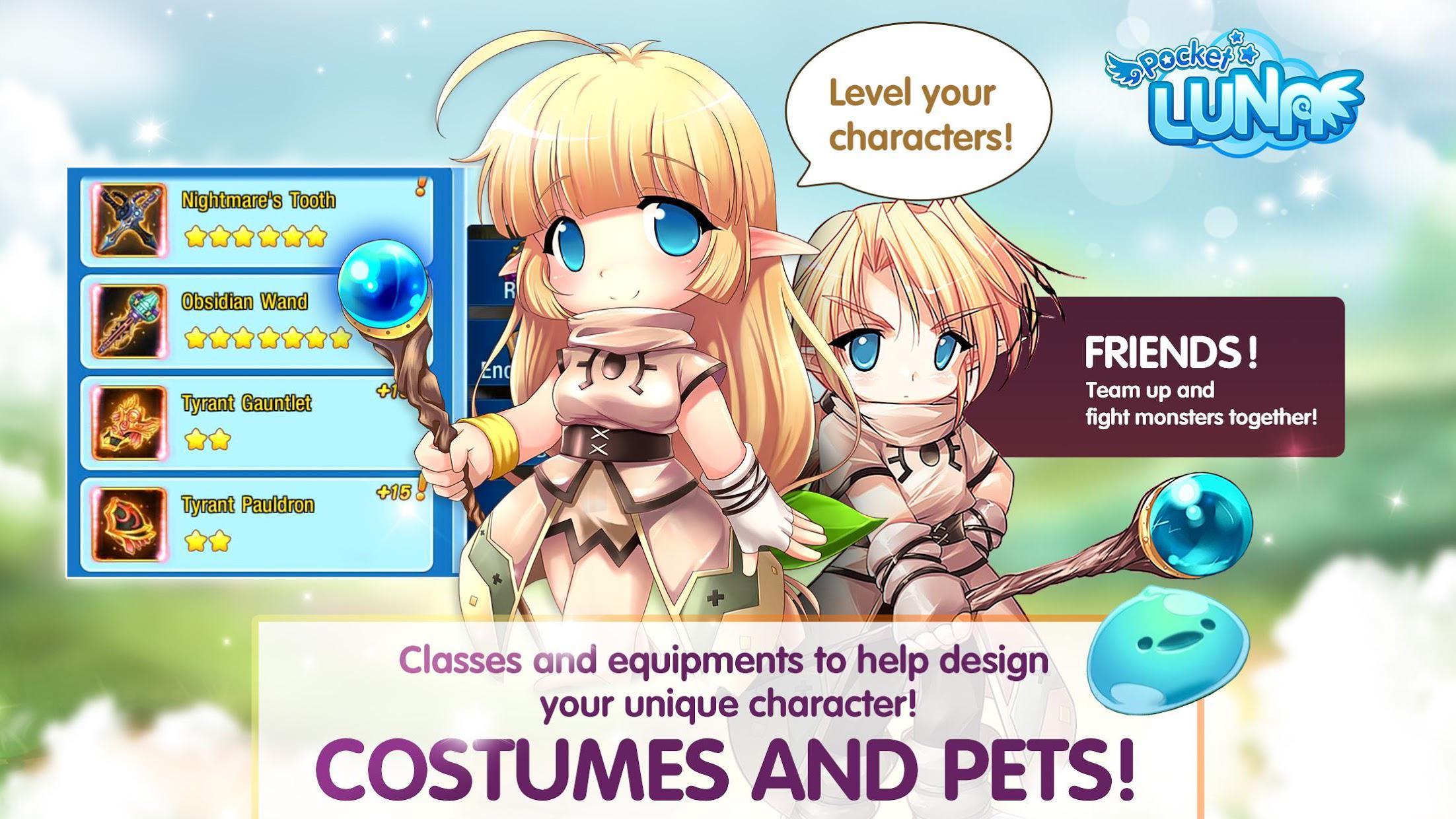 Pocket Luna 游戏截图3