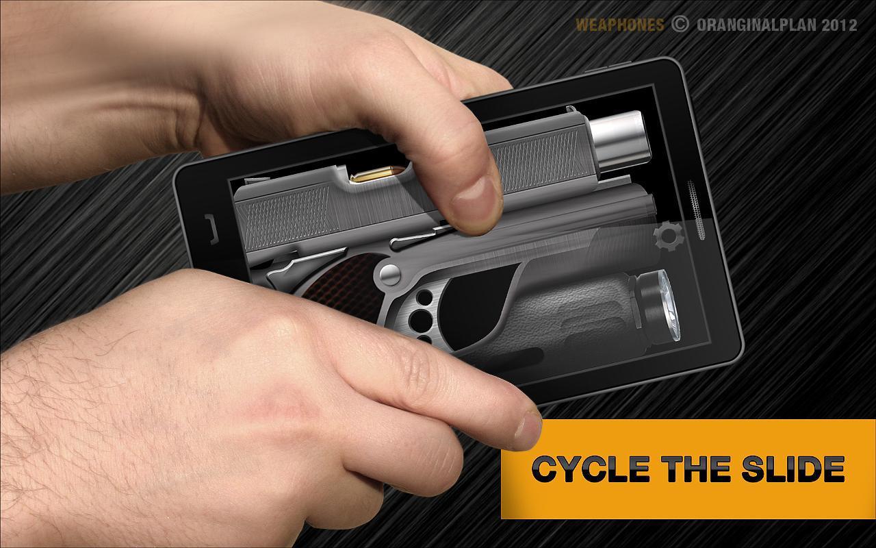 Weaphones™ Gun Sim Free Vol 1 游戏截图2