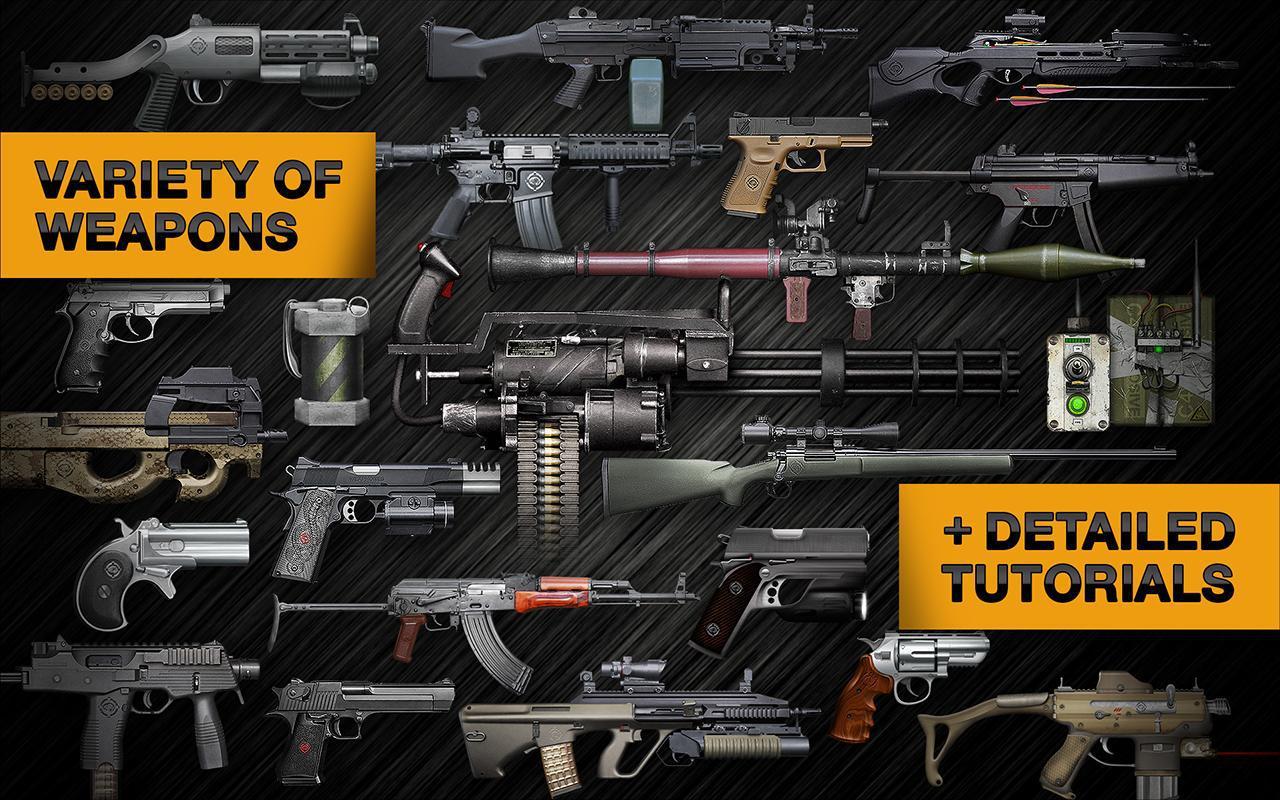 Weaphones™ Gun Sim Free Vol 1 游戏截图5