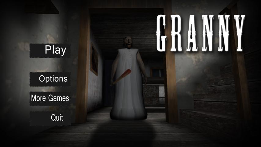 恐怖奶奶(Granny) 游戏截图1