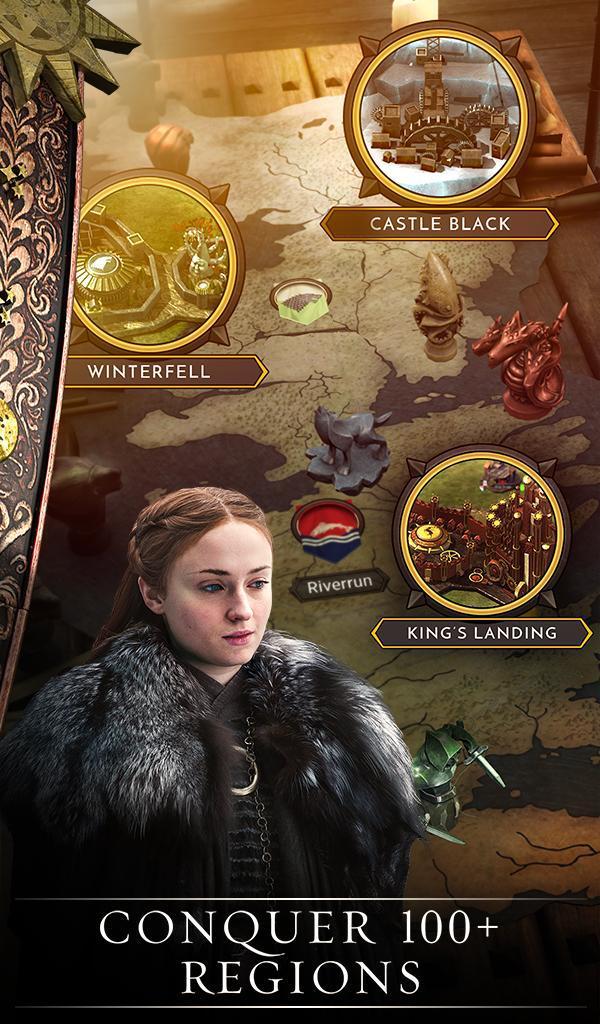 权力的游戏:征服 游戏截图3