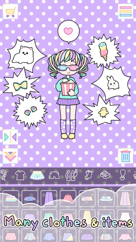 粉彩女孩 游戏截图5