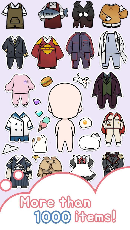 Oppa doll 游戏截图2
