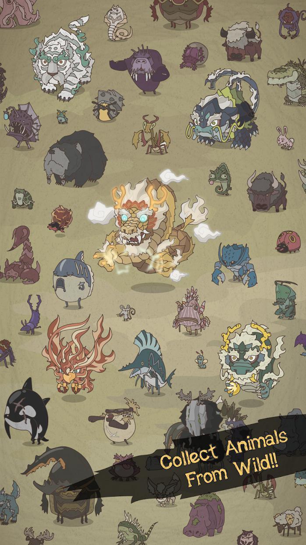 Wild Tamer 游戏截图3