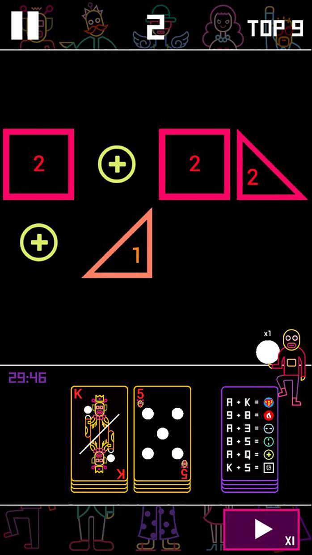 BBTAN:7Years 游戏截图3