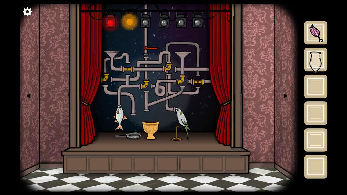 逃离方块:剧院 游戏截图4
