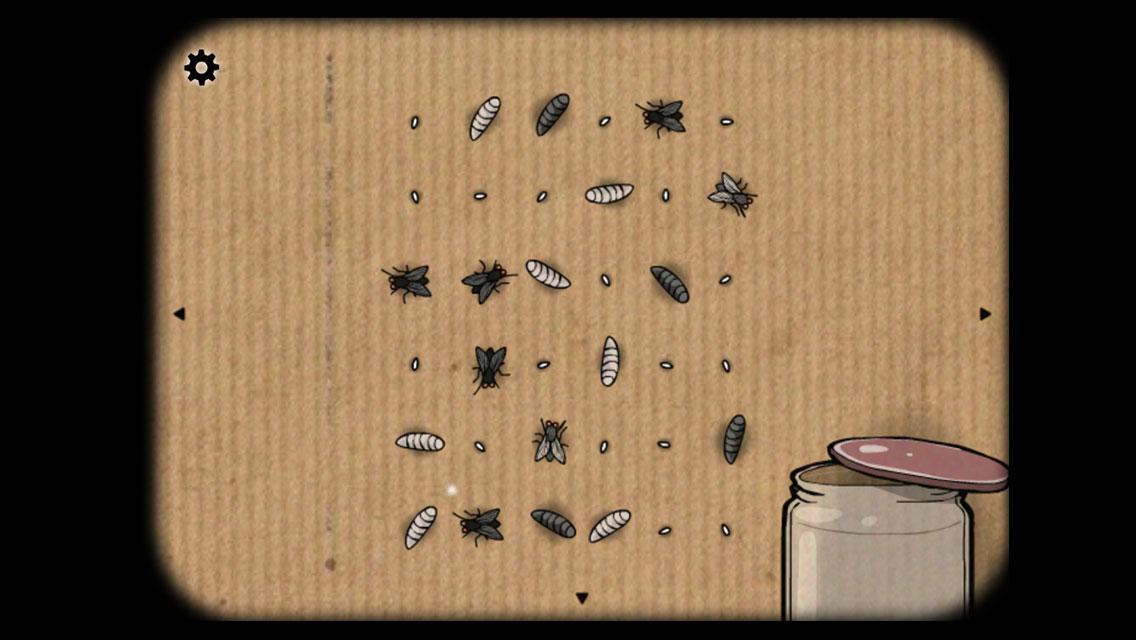 逃离方块:哈维的盒子 游戏截图4